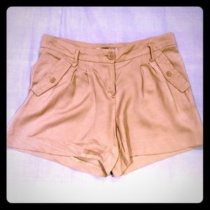 Forever 21 khaki shorts